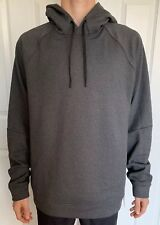 Lululemon Men's Size XS City Sweat Pullover Thermo Hoodie Gray HCO Yoga Top Run