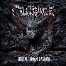 "Outrage ""Brutal Human Bastard"" CD [OLD SCHOOL FLORIDA DEATH METAL FROM AUSTRIA]"