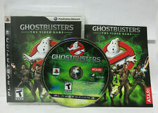 Ghostbusters: The Video Game PS3 (Sony PlayStation 3, 2009) CIB Complete