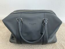 NWT Coach Men's Voyager 52 Sport Calf Leather Duffle Travel Bag F54802 MSRP $795