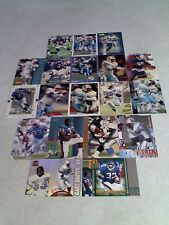 *****Gary Brown*****  Lot of 122 cards.....56 DIFFERENT / Football