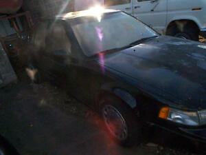 1992 Nissan Maxima DISTRIBUTOR