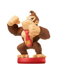 Nintendo Donkey Kong Amiibo Super Mario Collection