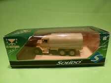 SOLIDO 6005 KAISER JEEP - SAHARA - US ARMY MILITARY 1:50 - EXCELLENT IN BOX