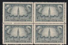 Canada 1948 Responsible Government, MNH block of 4, sc#277