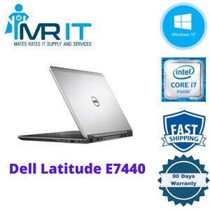 Dell Latitude E7440 , Intel i7-4600U@2.10GHz, 256GB SSD, 8GB Ram, Win10