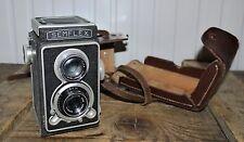 Appareil photo ancien, Semflex Orec, Berthiot, avec étui