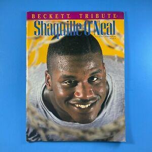 Beckett Tribute Shaquille O'Neal #4 Basketball Magazine 1994