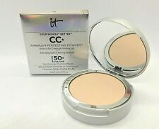 It Cosmetics Your Skin But Better Cc+ Airbrush Perfecting Powder - Fair -.33 oz