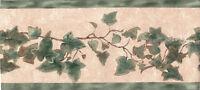 Floral Wallpaper Border 028142SR