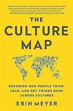 THE CULTURE MAP ILLUSTRATED BY ERIN MEYER - PAPERBACK - BRAND NEW
