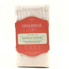 Opalhouse Embroidered Pillowcases King