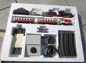 Modelleisenbahn- Starterset Piko H0 DDR 1988