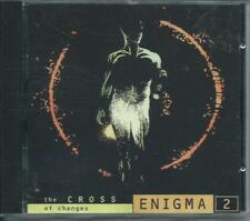 ENIGMA *THE CROSS OF CHANGES* ORIGINAL 1993 GERMAN IMPORT CD LIKE NEW