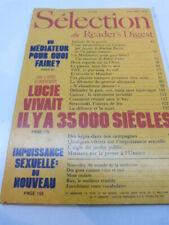 selection du reader's digest , N°424, JUIN 1982 (cai104)