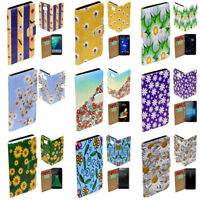 For Nokia Series - Daisy Flower Theme Print Wallet Mobile Phone Case Cover