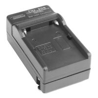 HZQDLN AC Battery Charger for PANASONIC PV-SD4090 PV-SD5000 ZG-EZ30U Camcorder