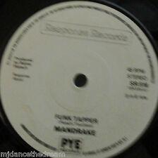 "MANDRAKE - Funk Tapper ~ 7"" Single"