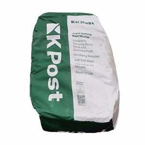 K Rend K Post 20kg Rapid Set Mortar (Sets in 5 to 10 mins)