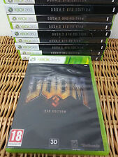Doom 3 XBox 360 *in Excellent Condition* - 1st Class Delivery