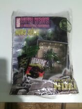 HULK Eaglemoss Marvel Classic Collection Lead Figurine & Book Special figure
