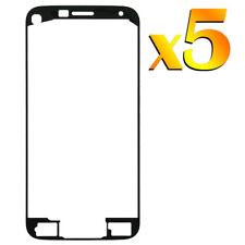 5x para Samsung Galaxy S5 Mini G800 Cristal LCD Digitalizador Pegamento Adhesivo Pegatina