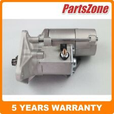 Starter Motor Fit for Land Rover Discovery 2.5L Diesel 1999-2002 TD5 Series 2 CW