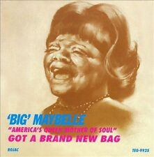 BIG MAYBELLE Got A Brand New Bag CD mini LP-style sleeve soul