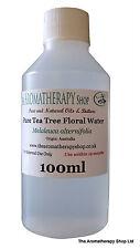 Árbol de té con motivos florales de Agua 100ml