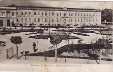 #CASSINO: R. GINNASIO- LICEO MAGISTRALE G. CARDUCCI