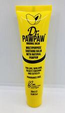 Dr PawPaw Original Multi Purpose Soothing Balm For Lips Skin Nails 25ml Vegan
