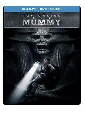 The Mummy (2017) - TARGET Exclusive Steelbook (Blu-ray/DVD/Digital) *BRAND NEW*