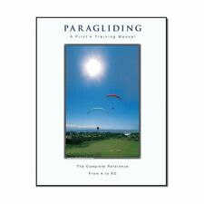 Paragliding Book The Paragliding Manual + DVD for Paragliding paramotoring