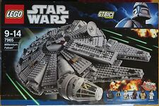 LEGO STAR WARS MILLENNIUM FALCON Ref 7965 NEW TO BRAND NEW