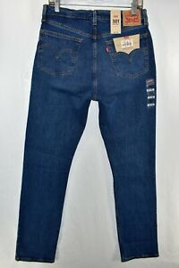 New Levi's 501 Original Straight High Rise Button Fly Jeans Womens Size 30x32