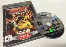 Tekken 5 PS2 Playstation 2