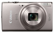 Canon IXUS 285 HS 20.2 MP 12x Optical Zoom Compact Digital Camera - Silver