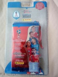 Chile version 2018 Panini Blister Adrenalyn XL FIFA World Cup Russia