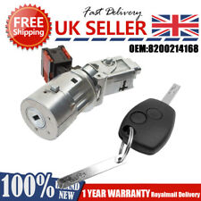 Ignition Lock Barrel Starter Switch Cylinder Fits Renault Clio MK III 8200214168