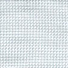 Michael Miller Tiny Houndstooth Gris 100% coton Tissu FQ Fat Quarter CX4835-FOG