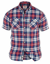 Duke Check Regular Fit Casual Shirts & Tops for Men