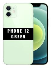 """[Factice] Apple iPhone 12 - 6,1"""" - Vert - Réplique Téléphone Smartphone Factice"""