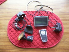 TomTom Go 910 Bluetooth with accessories and remote (see photographs)