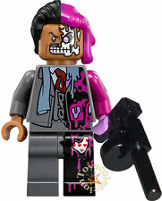 LEGO THE BATMAN MOVIE - MINIFIGURA TWO-FACE SET 70915 - ORIGINAL MINIFIGURE