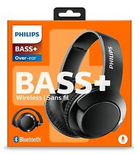 Philips Shb3175bk Bass Bluetooth Headphones Wireless With Mic Noise Isolating