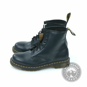 NEW Dr. Martens 1460 1460 Smooth Boot - Navy Smooth - 9 Men's US / 10 Women's US