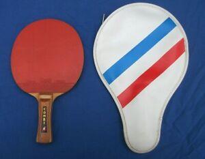 Vintage Butterfly SD-13-S Sriver Table Tennis Racket Tamasu TokyoJapan+case RARE