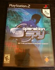 EyeToy: Operation Spy Playstaion 2 PS2, 2003 - Game and Manual Epson Printer EUC
