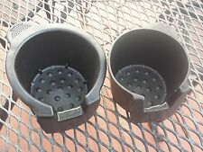 FORD FOCUS CUP HOLDER INSERTS - SOFT RUBBER 2002-2007 *OEM* Cupholders Cupholder
