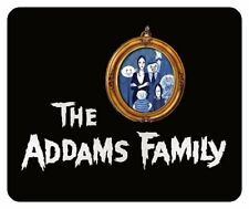 THE ADDAMS FAMILY MOUSE PAD. TV SITCOM ......FREE SHIPPING